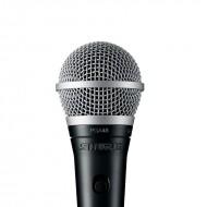 Вокальный микрофон SHURE PGA48-XLR-E