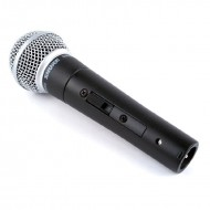 Вокальный микрофон SHURE SM58SE