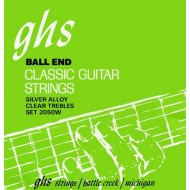 GHS STRINGS 2050W SILVER ALLOY