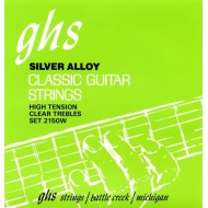 GHS STRINGS 2150W SILVER ALLOY