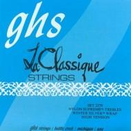 GHS STRINGS 2370 LA CLASSIQUE