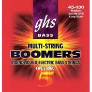 GHS STRINGS 5L-DYB BOOMERS