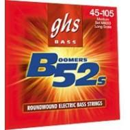 GHS STRINGS L4500 BOOMER 52S