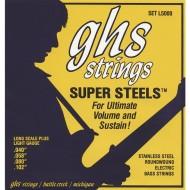 GHS STRINGS L5000 SUPER STEEL