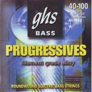 GHS STRINGS L8000 PROGRESSIVES
