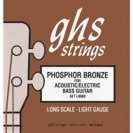 GHS STRINGS L9000 PHOSPHOR BRONZE
