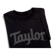 Фирменная футболка TAYLOR T-SHIRT GRAY LOGO LARGE