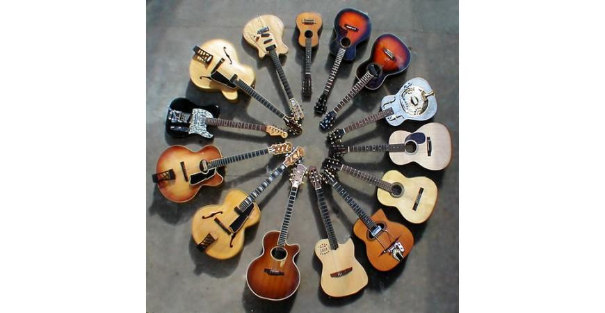 Какую гитару лучше купить?